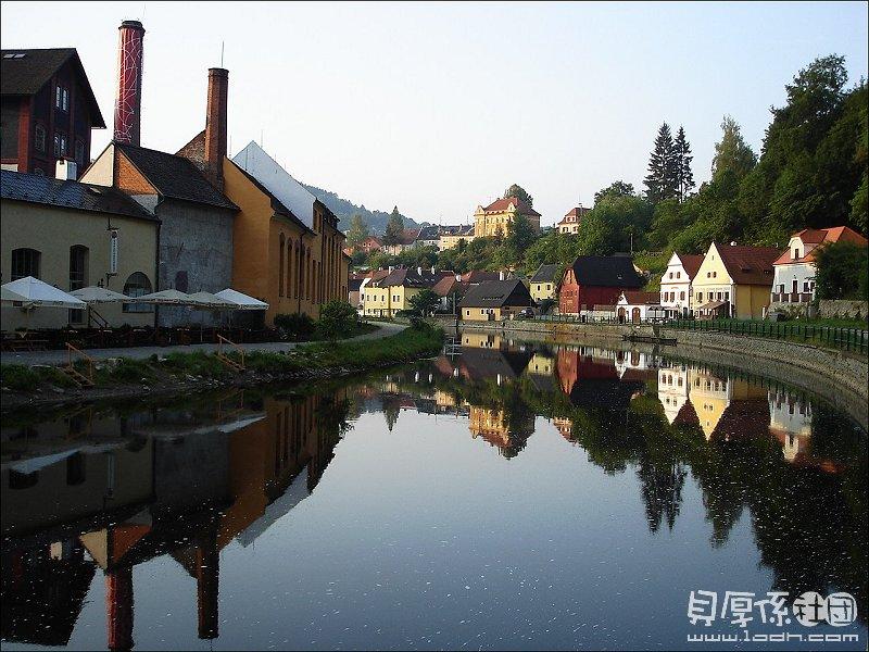 布拉格風景 - 木子三青 - greentealiqing的博客