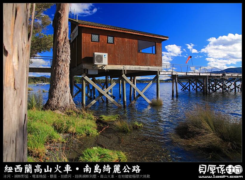 我們 馳騁在【山湖雲之國度】紐西蘭。南島
